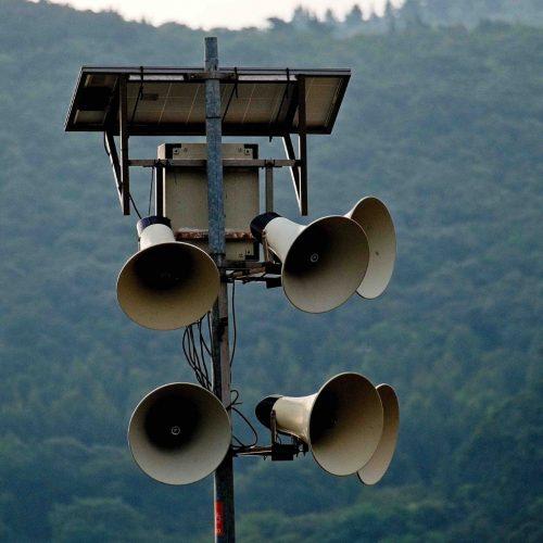 haut parleurs